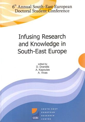 Proceedings of the 6th Annual South-East European Doctoral Student Conference: Infusing Research and Knowledge in South-East Europe
