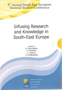 Proceedings of the 5th Annual South East European Doctoral Student Conference: Infusing Research and Knowledge in South East Europe