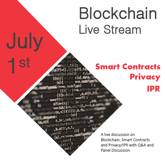 Blockchain Innovation Webinar
