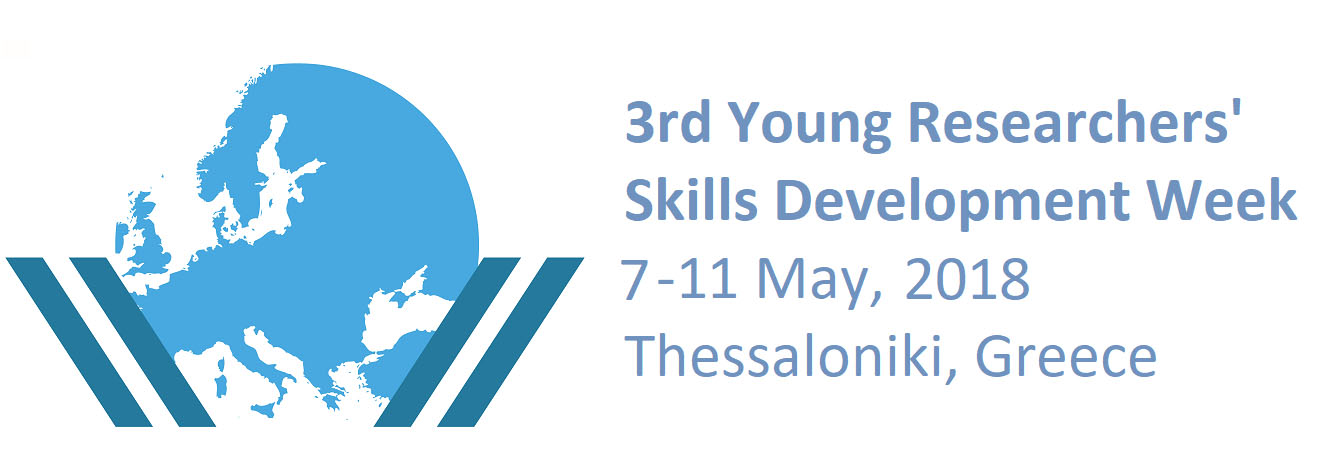 3rd Young Researchers' Skills Development Week