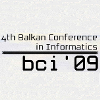 4th Balkan Conference in Informatics (BCI 2009)