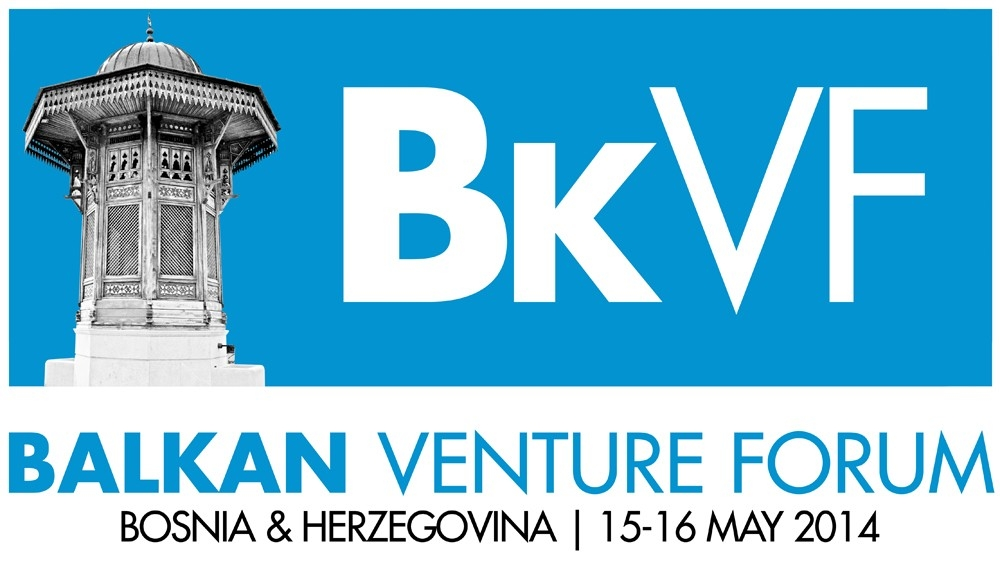 5th Balkan Venture Forum 15-16 May 2014