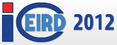 5th International Conference on Entrepreneurship, Innovation and Regional Development (ICEIRD 2012)