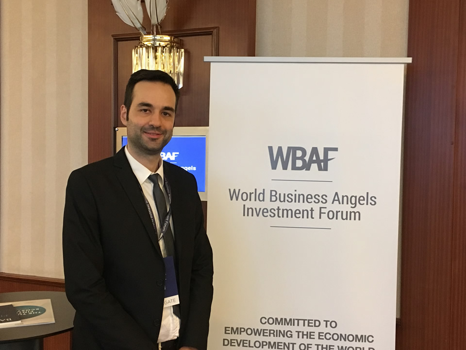 SEERC at The World Business Angels Investment Forum 2017